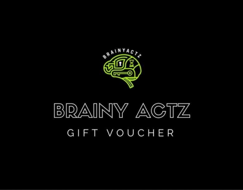 Booking - Brainy Actz Escape Rooms